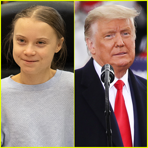 Greta Thunberg Hilariously Tells Donald Trump To 'Chill Donald, Chill'