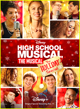 'High School Musical: The Musical: The Holiday Special' Debuts Full Soundtrack - Listen Now!