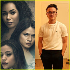 JJ Hawkins Cast As Charmed's First Transgender Character!