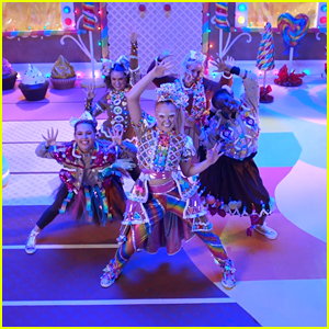 JoJo Siwa Debuts 'It's Christmas Now!' Music Video - New Music Friday 11/13