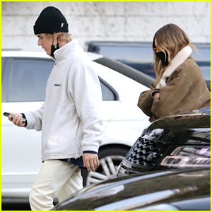 Justin Bieber & Wife Hailey Go Retail Space Hunting Together in LA