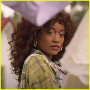 Keke Palmer Says To 'Actually Vote' With New Political Song