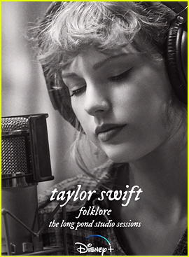 Taylor Swift Announces 'Folklore Long Pond Studio Sessions' Film For Disney+