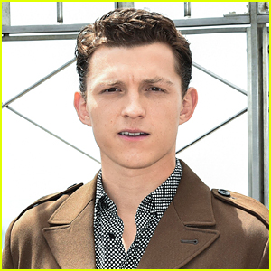Tom Holland Wears Two Masks In First 'Spider-Man 3' Photo