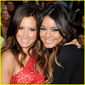Vanessa Hudgens Wants To Do This For BFF Ashley Tisdale's Baby