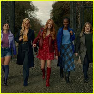 Abigail Cowen Stars In New 'Fate: The Winx Saga' Teaser & Release Date Reveal