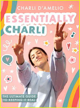 Charli D'Amelio's First Ever Book 'Essentially Charli' Is Out Now!