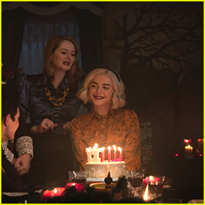 'Chilling Adventures of Sabrina' Part 4 Trailer Teases Scariest Season Yet - Watch!