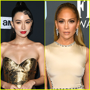 Christian Serratos Didn't Speak To Jennifer Lopez About Portraying Selena, Here's Why