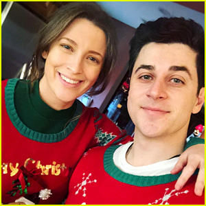 David Henrie & Wife Maria Cahill Welcome Son James on Christmas Night! (Photos)