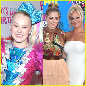 JoJo Siwa Calls Out Former 'Dance Moms' Co-Star Christi Lukasiak