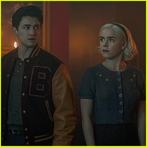 Kiernan Shipka & Gavin Leatherwood React to 'Chilling Adventures of Sabrina' Finale
