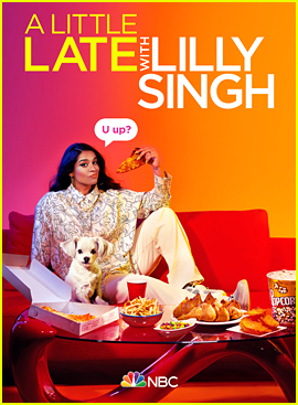 Lilly Singh Unveils 'A Little Late' Season 2 Promo Photo, Says The Show Will Look Different
