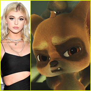 Loren Gray Stars In This Exclusive Clip From Her New Animated Movie '100% Wolf' - Watch Now!