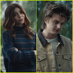 Sarah Hyland & Joe Keery Star In Thrilling New Taco Bell Commercial