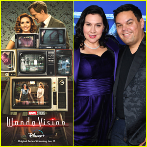 'Frozen' Songwriters Robert & Kristen Anderson-Lopez Are Writing Original Music For 'WandaVision'