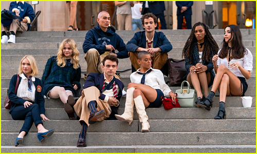 'Gossip Girl' Reveals Character Names For New Revival Cast!