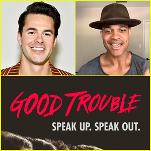 Jayson Blair & Marcus Emanuel Mitchell Join 'Good Trouble' Season 3, New Trailer Debuts!