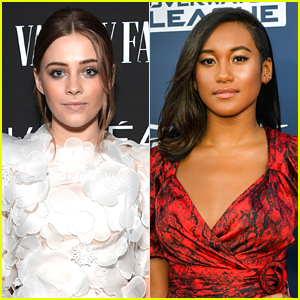 Josephine Langford & Sydney Park's New Movie 'Moxie' Gets March Release Date!