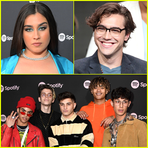 Lauren Jauregui, PRETTYMUCH, Ryan McCartan & More - New Music Friday 1/22