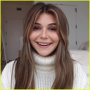 Olivia Jade Uploads First New YouTube Video In Over a Year - Watch Here!