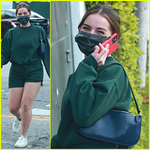Addison Rae Goes Green While Out In WeHo - See the Pics!