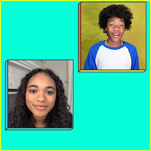 Chandler Kinney & Ariel Martin Interview Teen Painter Tyler Gordon For 'In The Nook' - Exclusive First Look!