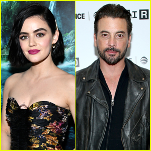 Lucy Hale Spotted Kissing Skeet Ulrich In New Pics!