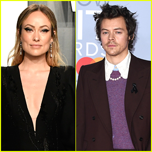 Olivia Wilde Gushes Over Beau Harry Styles In 'Don't Worry Darling'