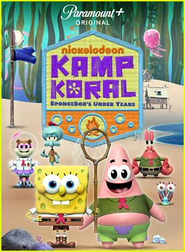 Paramount+ Debuts 'Kamp Koral: SpongeBob's Under Years' Trailer - Watch!