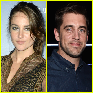 Shailene Woodley is Seemingly Engaged to Aaron Rodgers!