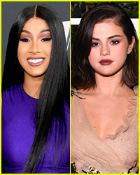 Cardi B Doesn't Want Selena Gomez To Retire From Music