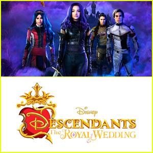 Disney Channel Announces 'Descendants: The Royal Wedding' Animated Special!