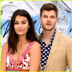 Jim Chapman & Fiancée Sarah Tarleton Are Expecting Their First Baby!