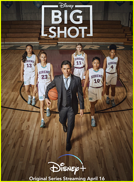 John Stamos Stars In New Disney+ Series 'Big Shot' - Watch the Trailer!