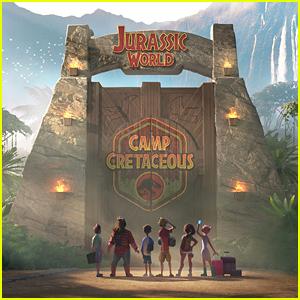 'Jurassic World: Camp Cretaceous' Debuts Season 3 Teaser Trailer - Watch Now!