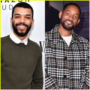 Justice Smith Opens Up About People Thinking He's Will Smith's Son