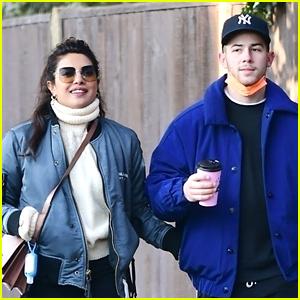 Nick Jonas & Priyanka Chopra Reunite In London, Joined By Their Parents!