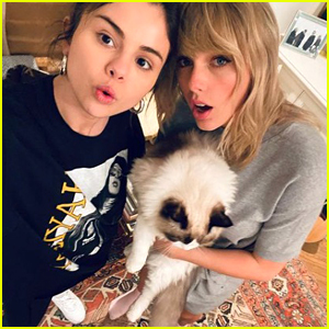 Taylor Swift Has the Best Comment On BFF Selena Gomez's Latest Instagram Post!