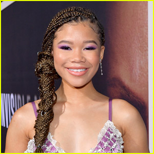 Storm Reid Celebrated The New Movie 'Yes Day' By Donating To Local Ice Cream Shops