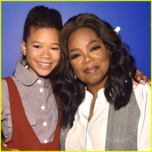 Storm Reid Cries While Finding Out She Got Accepted to USC, Oprah Sends Her Congrats