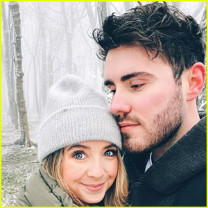 YouTube Couple Zoe Sugg & Alfie Deyes Are Expecting a Baby!!