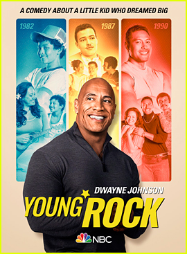 Adrian Groulx & Bradley Constant's 'Young Rock' Renewed For Season 2!