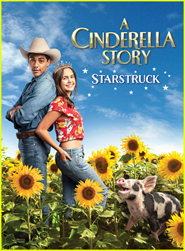 Bailee Madison & Michael Evans Behling Star In 'A Cinderella Story: Starstruck' Trailer - Watch!