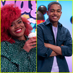 Dara Reneé & Issac Ryan Brown To Host Disney Channel's New Baking Competition Show 'Disney's Magic Bake-Off'