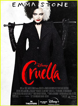 Disney Drops New 'Cruella' Trailer & Poster - Check It Out!