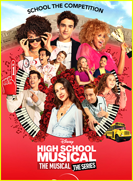 The 'High School Musical: The Musical: The Series' Trailer Teases Lots of Drama In Season 2 - Watch Now!