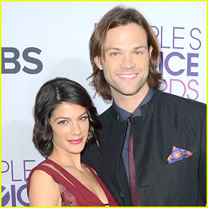 Jared Padalecki Says It's 'Pretty Magical' To Be Working & Living with Wife Genevieve Again