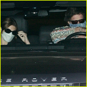 Kaia Gerber & Jacob Elordi Keep Low Profile on Date Night