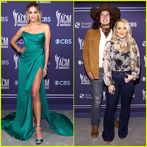 Kelsea Ballerini, Gabby Barrett & Cade Foehner Perform at ACM Awards 2021